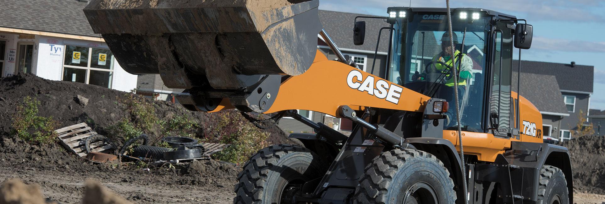 Farm and Construction Equipment Dealer | Titan Machinery